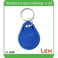 TK4100 ISO11785 ID ABS keyfobs RFID Tag key Ring card 125KHZ Proximity Token Access Control Attendance for sale