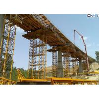 Durable Bridge Formwork Systems High Precision Wide Range Height Adjustment Manufactures