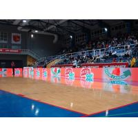Digital Electronic Mobile Sport Perimeter Led Display Indoor High Resolution Manufactures