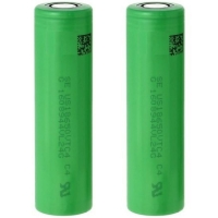 China Original 18650 VTC4 Cylindrical Rechargeable Lithium Ion Battery on sale