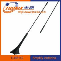 China foldable mast car antenna/ roof mount car electronic antenna/ amplifier am fm car antenna TLB2112 on sale
