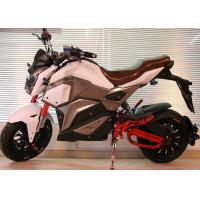 LCD Instrument Meter Electric Sport Motorcycle With AC 220V 250HZ Charger Manufactures