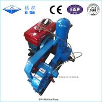 Double Acting Hydraulic Cylinder Drilling Mud Pump For Geological Exploration BW - 160 Manufactures