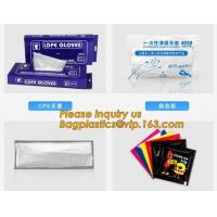 kitchen cooking barbecue plastic gloves pe disposable gloves waterproof