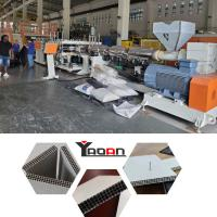 3 Layers PP Plastic Hollow Building Formwork Construction Template Production Line Manufactures