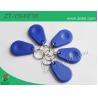 Buy cheap ABS key tag/keyfob/keyring,Model:ZT-YB-KF36,45.5×30×8mm from wholesalers
