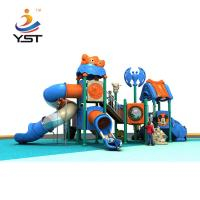 China Waterproof Funny Kids Playground Slide , Indoor Climbing Toys For Toddlers on sale