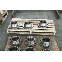 FORGED ASME B16.5 ALLOY 20 UNS N08020 TH FLANGE FOR OIL&GAS INDUSTRY Manufactures
