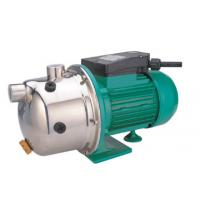 Garden Stainless Steel Jet Pump With Big Flow , Iron Housing Stainless Steel Transfer Pump Manufactures