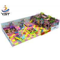 China Custom Made Indoor Soft Play Equipment Water Resistance For Residential Area on sale