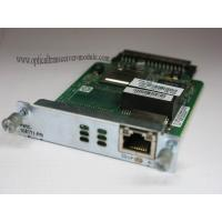 Expansion ISM Cisco Network Modules HWIC-1CE1T1-PRI CE Certification Manufactures