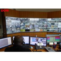 1.8 mm LG video wall display Multiple Interfaces control room screens for Security  surveillance Center Manufactures