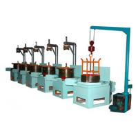 Pulley Continuous Aluminium Wire Drawing Machine / Copper Wire Drawing Machine Manufactures