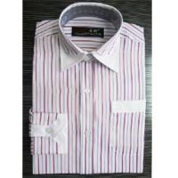100%Cotton Yarn Dyed Men′s Shirts Manufactures