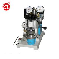 Pointer Type Rupture Strength Testing Machine For Electronics , Hardware , Cloth Manufactures