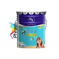 Non Toxic Water Based Wall Paint Acrylic Emulsion Acrylic Interior House Paint Manufactures