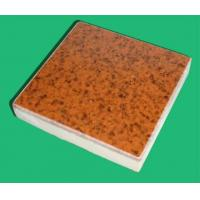 China Compound Crystallized Glass Tile Indian Red on sale