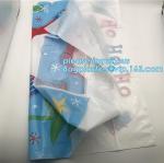 "36""*48"" drawstring christmas plastic giant santa sack for gift,party supplies"