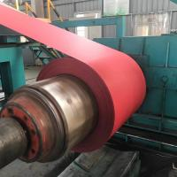 DX51D Container Plate 1500mm Prepainted Color Steel Coils Manufactures