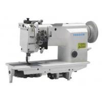 China High Speed Double Needle Feed Sewing Machine with Split Needle Bar FX2252 on sale