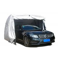 Flexible Installation Temporary Car Shelter , Auto Shelters Portable Garages Manufactures