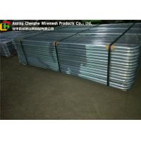 China Hot Dipped Galvanized Wire Mesh Fence Stainless Steel For Construction Site on sale