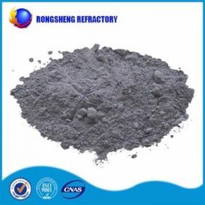 Insulating Castable Refractory Al2O3 / SiC Steel Fiber Reinforced For Lime Kiln Manufactures