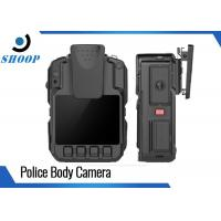 China 1296P Infrared Waterproof HD Body Camera Battery Life Long H.264 MPEG4 on sale