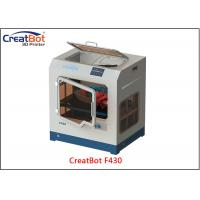 Multi - Language ULTEM 3D Printer Dual Extruders CE / FCC Certification Manufactures