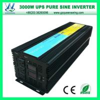 China 3000W UPS Charger Inverter Pure Sine Wave Inverter (QW-P3000UPS) on sale