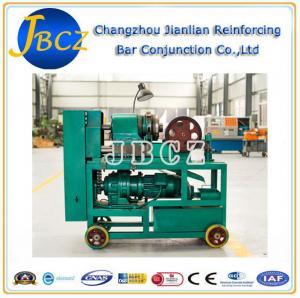 China Upset Forging Thread Rebar Processing Machine Rapid Produce rebar threading machine on sale