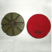 China 10MM Thickness Diamond Floor Polishing Pad on sale