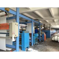 Industrial Purposes Nonwoven Production Line Gas Direct Heating 300cm Working Width Manufactures