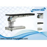 China X Ray Examination Electric Surgical Operating Table With C Shape Arm wholesale