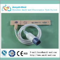 disposable spo2 sensor, adult/neonate disposable spo2 probe for Philips /HP,latex-free Manufactures