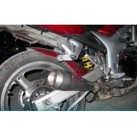 Quality Motorcycle Gr1 / Gr2 Exhaust Seamless Titanium Tube ASTM / ASME / AWS for sale