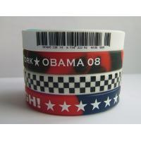 Quality Hot sell silicone bracelets for promotion for sale