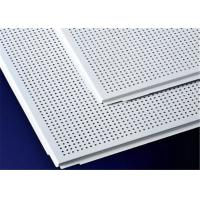 Quality Various Size Perforated Aluminum Panels Square Shape Easy Install for sale