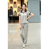 Cotton/polyester jogging suit, sports wears for women Manufactures