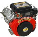 V-twin diesel engine-R2V870-25hp Manufactures