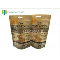 Snack Food Paper 3.5oz Stand Up Zipper Packaging Waterproof Free Shape Window Manufactures