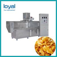 China Strong Stability Breakfast Cereal Making Machine Easy Control Long Life on sale