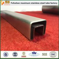 2016 Foshan Stainless Steel Handrail Square Tube Manufacturers Manufactures