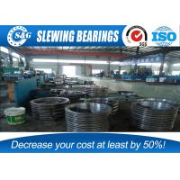 Deck Crane Slewing Ring Bearings 133.45.2500 With Larger Axial And Radial Dimension Manufactures