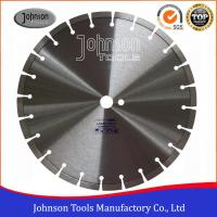 China OEM Fast Cutting Floor Saw Blades Different Slot Type 14inch-24inch on sale