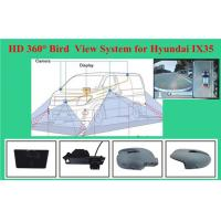 4 Channels DVR Car Rearview Camera System With 360 Degree View , Suitable for Hyundai IX35 Manufactures