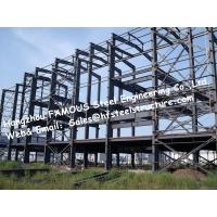 Quality Q345 Material Structural Steel Contracting in China and Steel Structure for sale