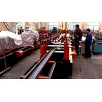 Galvanized Steel C / Z Purlin Roll Forming Machine , C Purlin Production Line Manufactures
