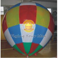 Eco-friendly Colorful Inflatable Advertising Balloons with Full digital printing for Party Manufactures