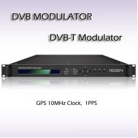 Digital tv headend RMT9220 DVB-T2 Modulator BPSK, QPSK, 16QAM, 64QAM Modulation Manufactures